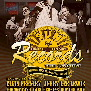 Sun Records - The Concert (UK)