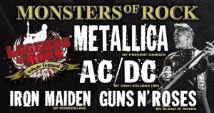 LEGENDS of ROCK Tribute Festival