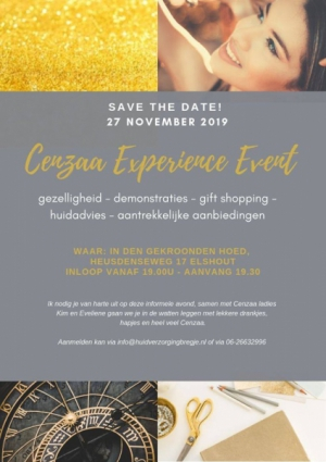 Cenzaa Experience Event
