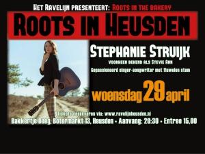 Stephanie Struijk - Roots in Heusden (Roots in the Bakery)