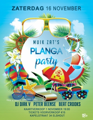 Muikzat presents: Planga Party