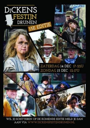 Dickensfestijn Drunen