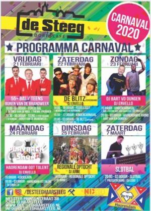 Carnaval in de Steeg